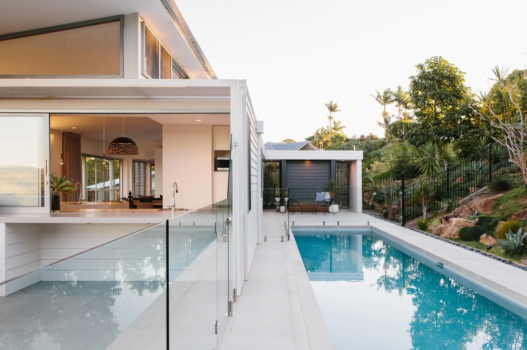 luxury architect byron bay
