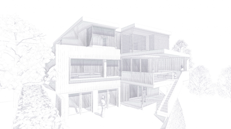 sydney architect sketch