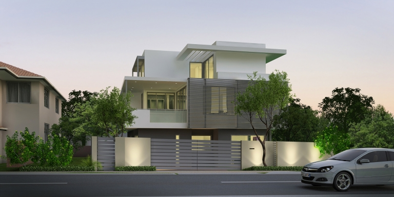 gold coast architect