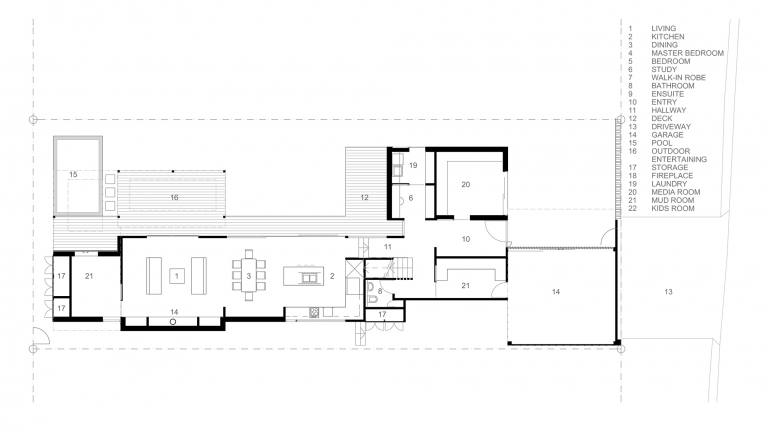 gold coast architecture plan