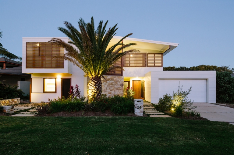 luxury byron bay architects