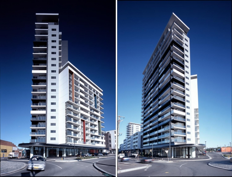 sydney commercial architect