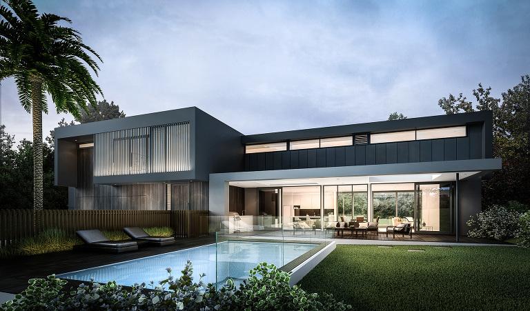 modern architect byron bay